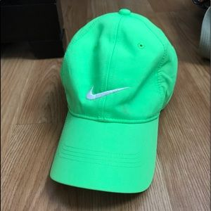 Like Green Nike Golf Baseball Cap